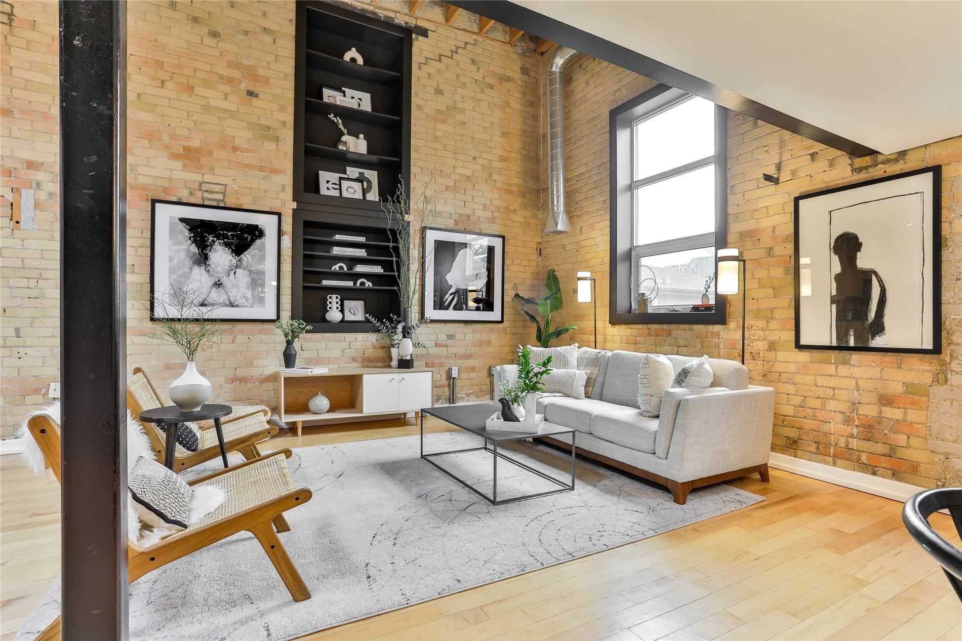 The Brock Lofts located at 31 Brock Ave 0